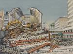 Civic Square, Hamilton (Demolition of William Paul Hall)