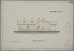 [Rongotea Co-op. Dairy Co. Ltd. Rongotea Butter Factory] Drawing No.3. North Elevation