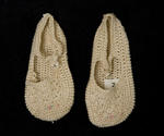 Infant's Crocheted Booties