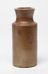 Jar, stoneware