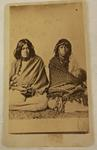 Photograph - Two North Island Women Poverty Bay