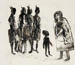 Maori Group (as Kiwis)
