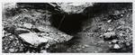 Old mine tunnel in the Rotowaro township mine