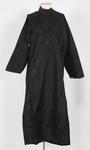 Dress - Black Taffeta Dress
