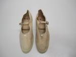 Casual women's shoe pair