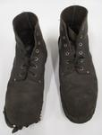 Men's occupational work leather boots