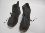 Workmen's Ankle Boots / Clogs