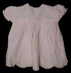 Dress - Babies Pink Cotton Dress