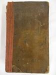 Book - Family Bible Of John &  Elizabeth Honour