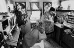 Hairdresser Viv Wood