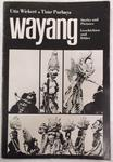 Book - Wayang Stories