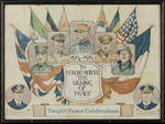 Certificate: Taupiri Peace Celebrations 1914-1919 To Commemorate the Signing of Peace