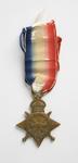 Medal  1914-15 Star  R.J. Moisley